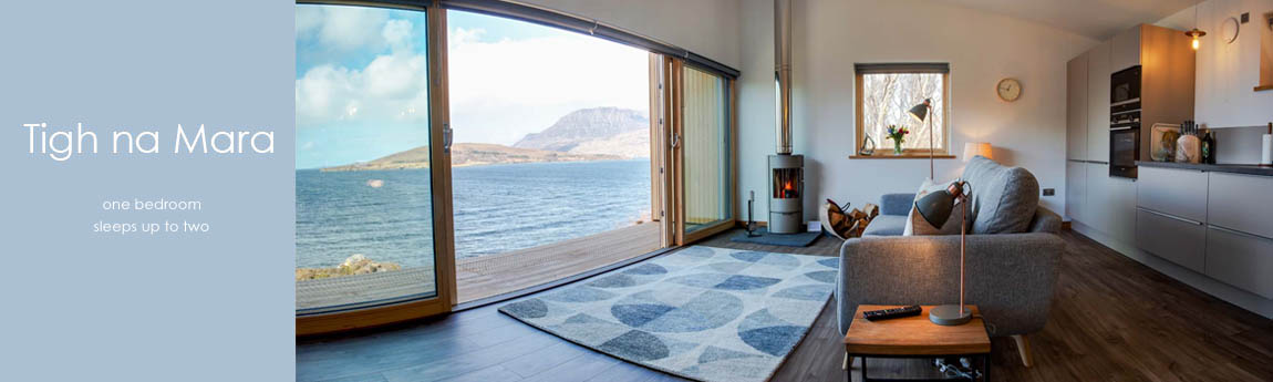 Self-Catering Cottages in Ullapool